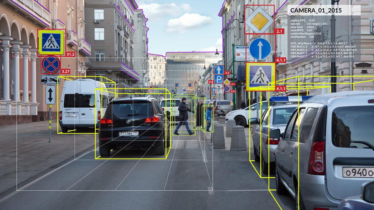 Россия предложила легализовать беспилотные автомобили на дорогах мира