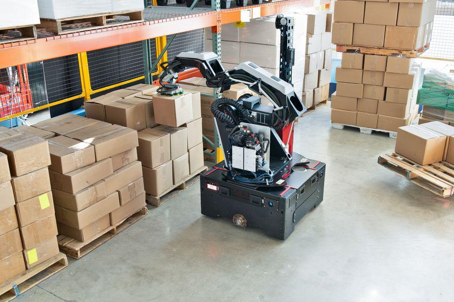 Boston Dynamics представила робота-кладовщика