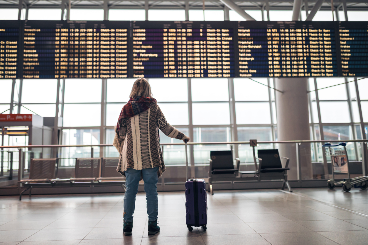 С 1 апреля Россия возобновит полеты в Германию