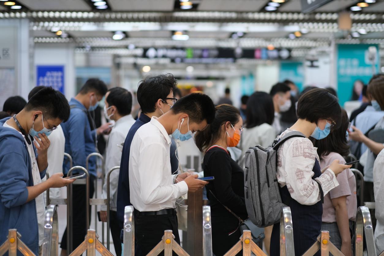 В Китае приложениям запретили собирать избыточные данные о своих пользователях