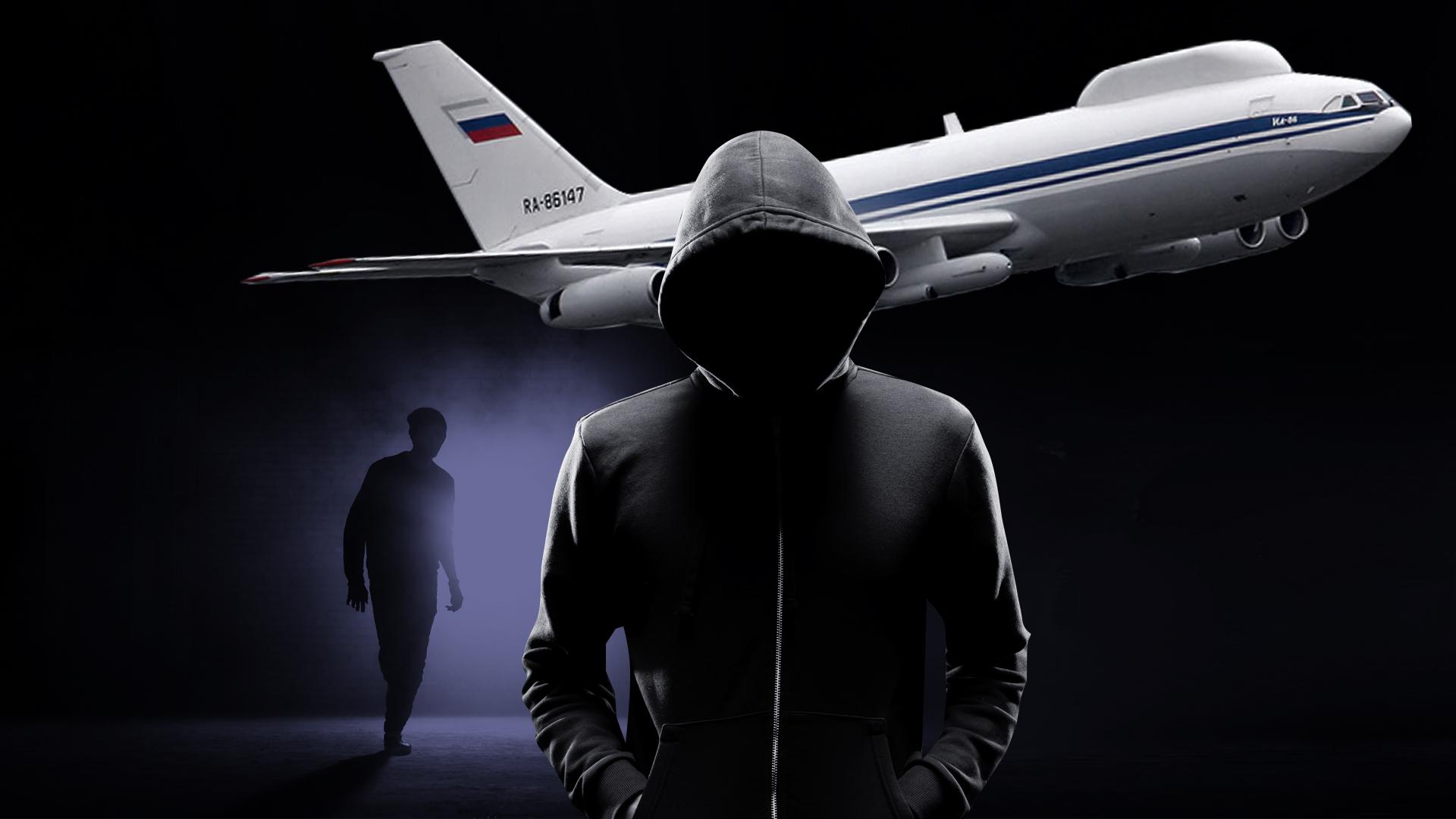 Ограбление века. Кто украл секретное оборудование с самолёта 'судного дня'?