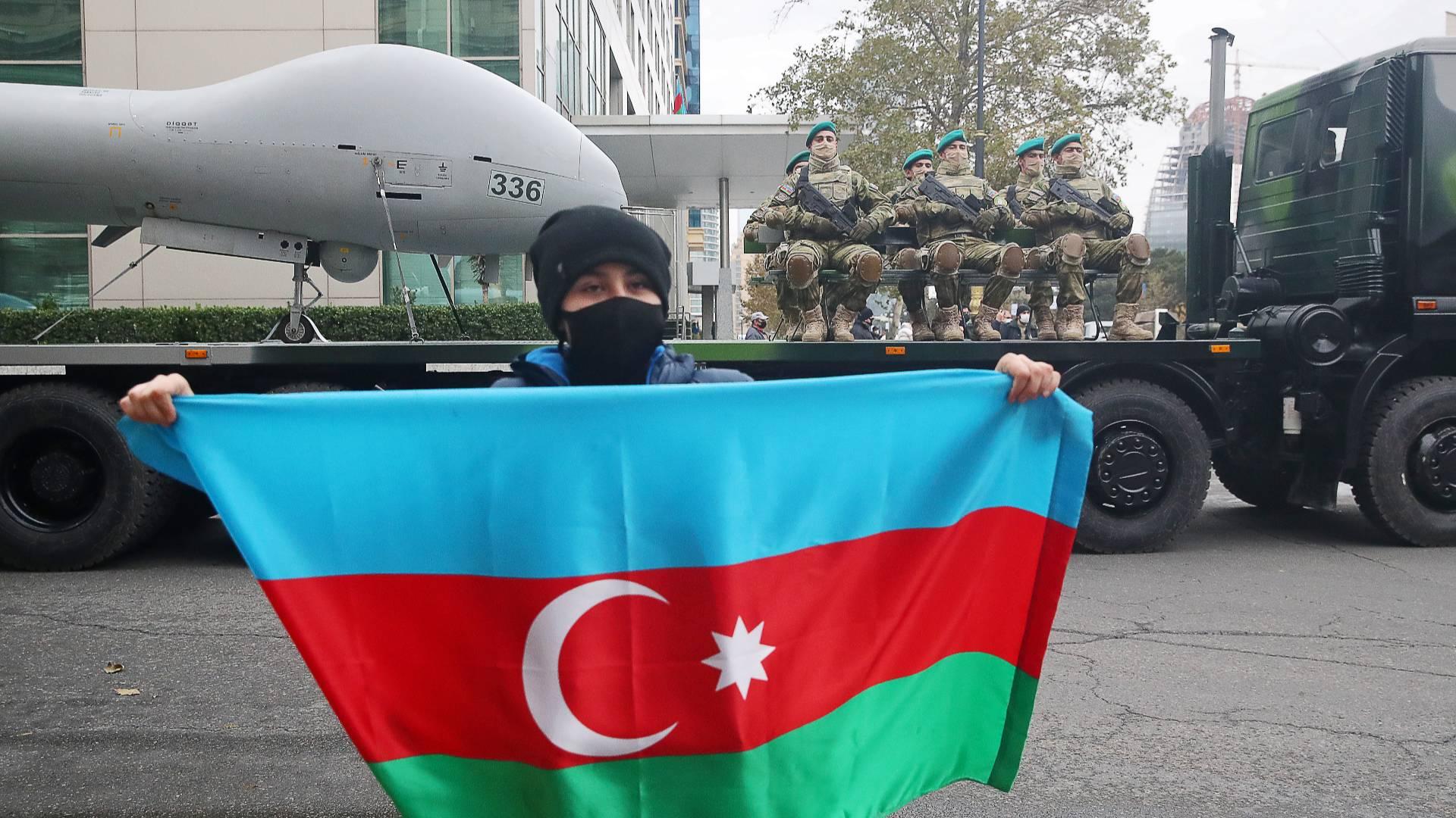 Интересно совпадают события. Что значит военный парад в Баку для Москвы, Тегерана и всего Ближнего Востока