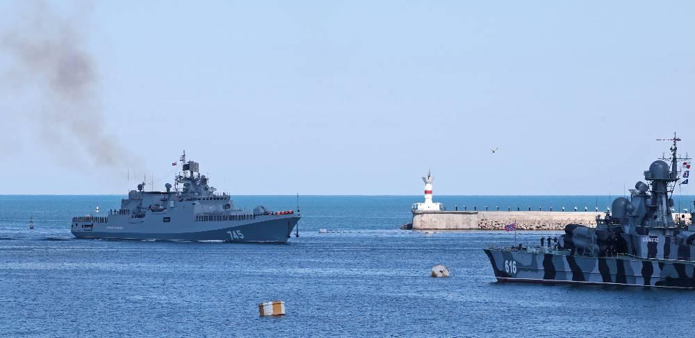 ВМФ России впервые за 10 лет проведёт учения с НАТО