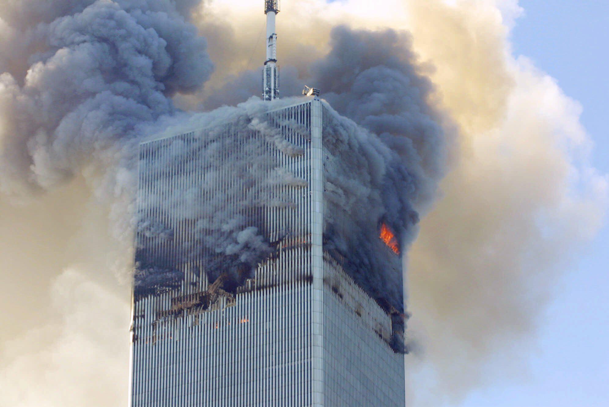 В США заявили о попытке теракта 'в стиле 11 сентября'