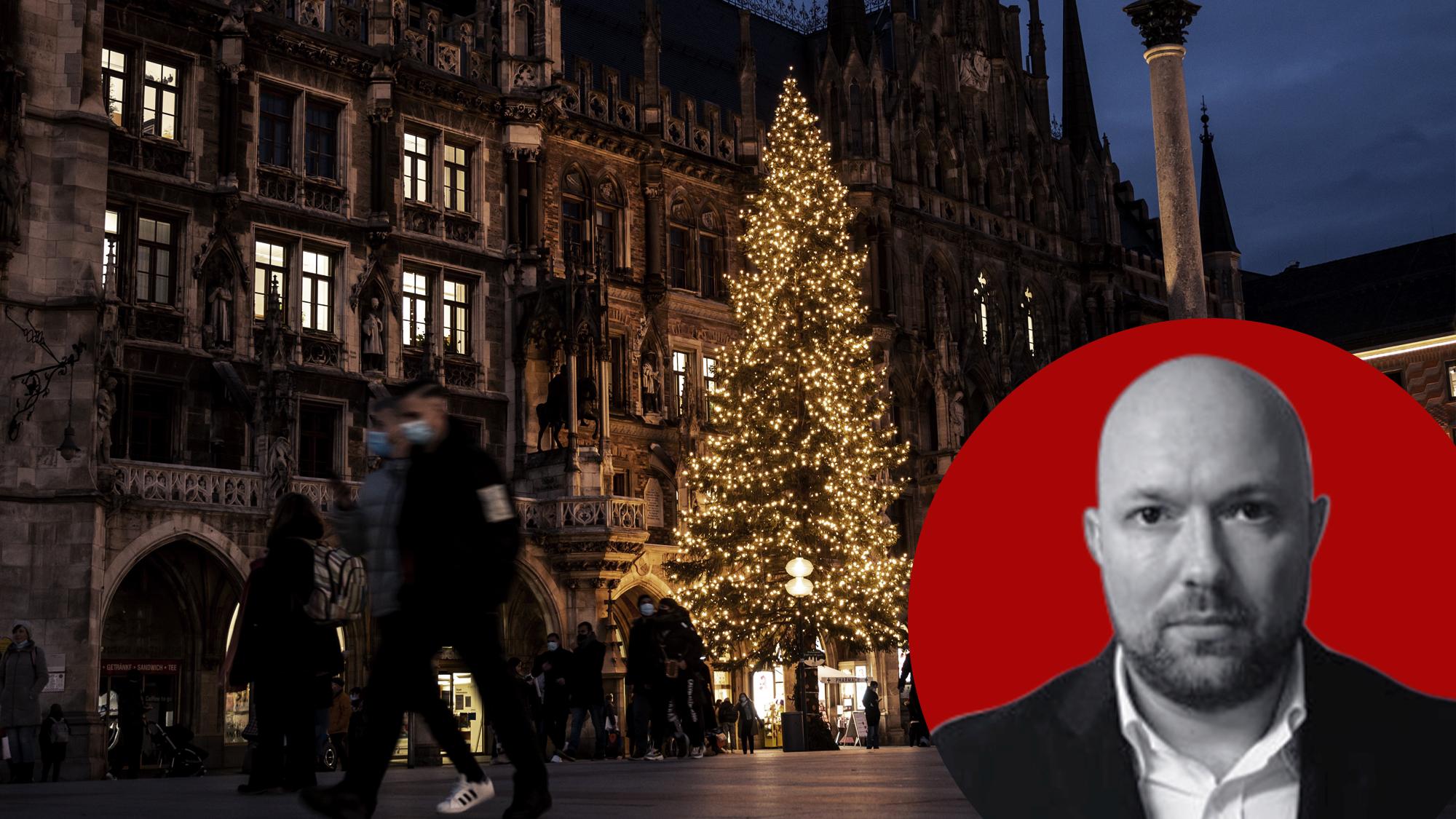 Похищенное Рождество в Германии. Кто выигрывает в результате тотального карантина
