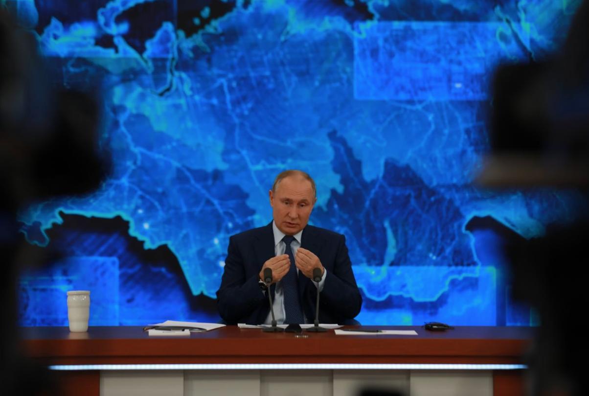 Путин: Некоторые мои соратники даже обижаются, если против них не ввели санкции