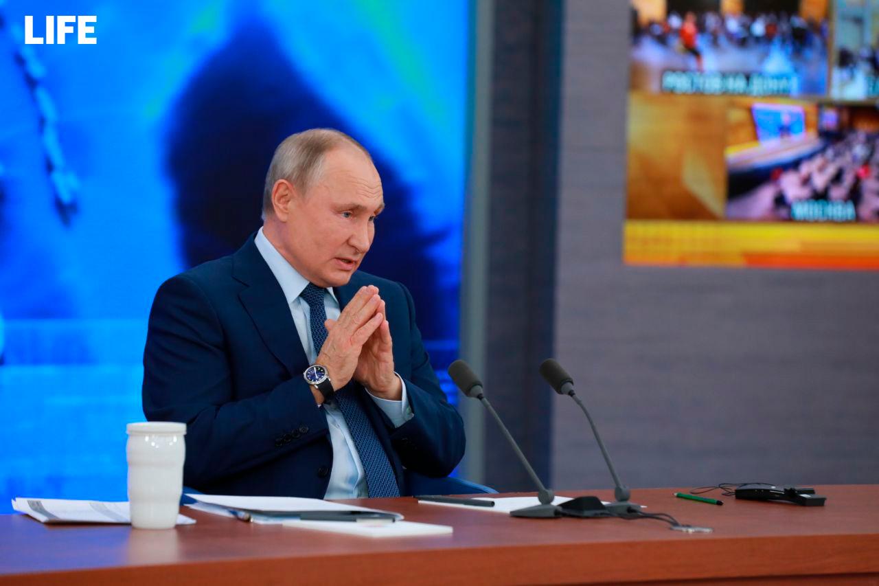Путин: Нужно перенести нагрузку за утилизацию на производителей упаковочных изделий
