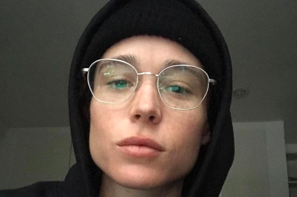Звезда 'Начала' впервые показала себя после трансгендерного каминг-аута