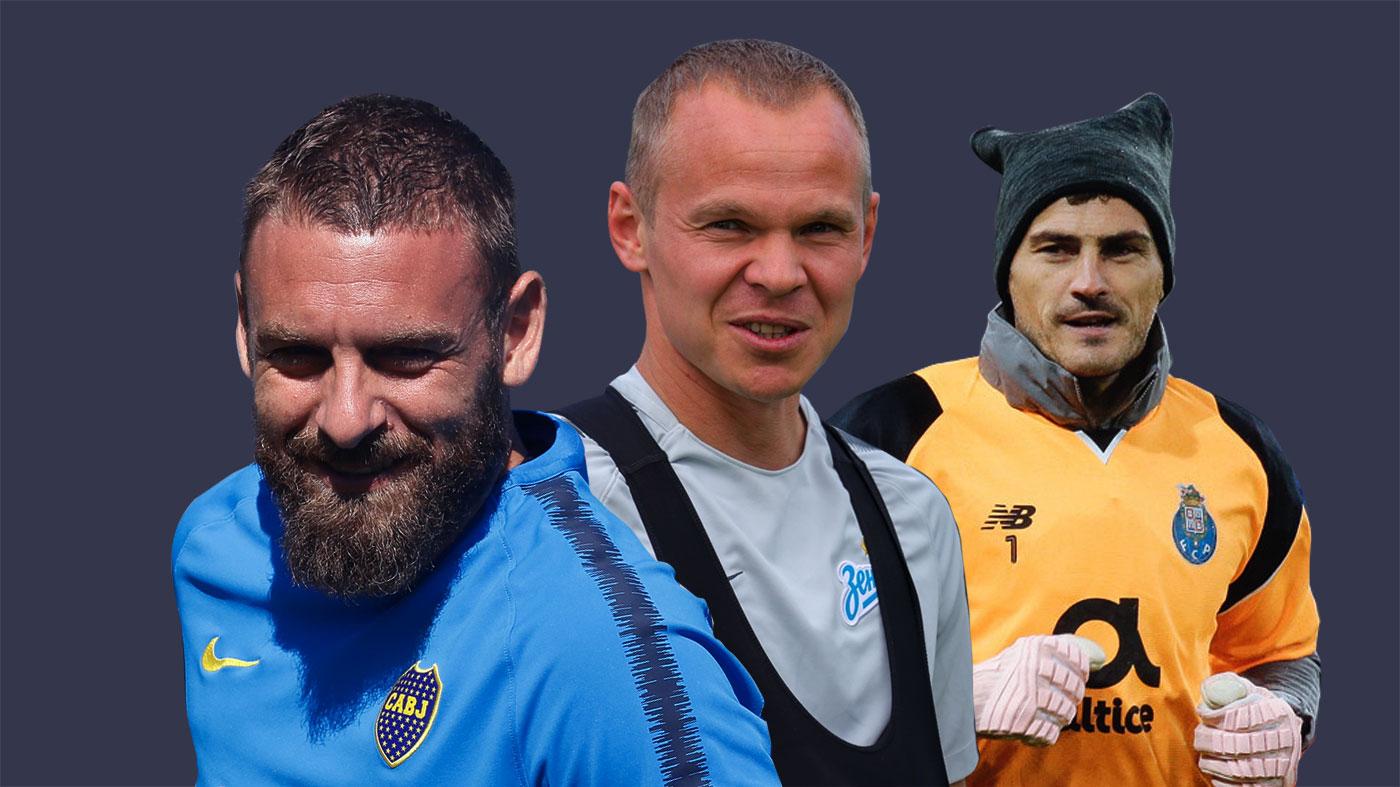 Спасибо за всё, легенды! 8 футболистов, завершивших карьеру в 2020 году