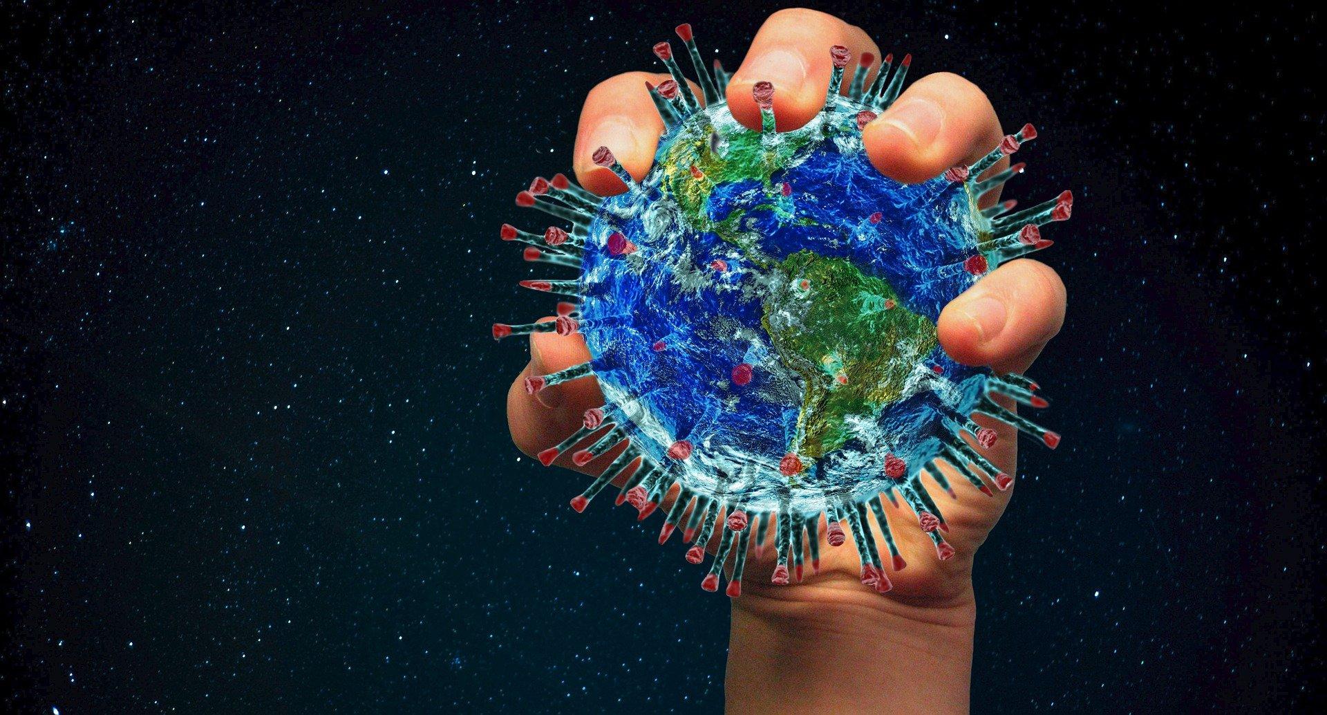 Каждый сотый человек в мире заразился коронавирусом