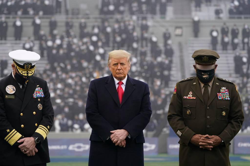 СМИ: Пентагон опасается, что Трамп захочет сорвать инаугурацию Байдена, и тайно готовится помешать этому