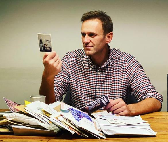 Юрист призвал возбудить дело на Навального за финансовые злоупотребления с донатами