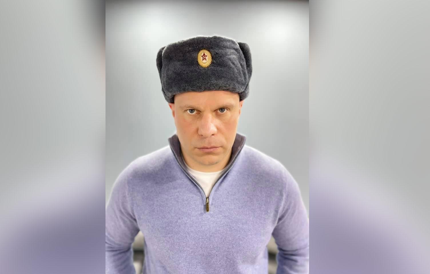Депутат Рады надел шапку-ушанку с советской звездой и призвал арестовать его