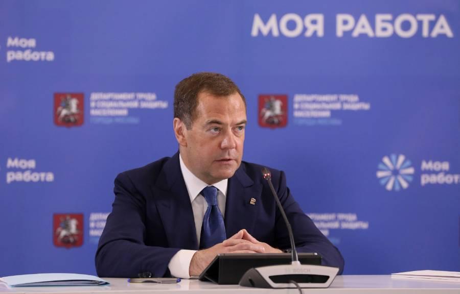 Медведев назвал Запад оборзевшим после распада Варшавского договора