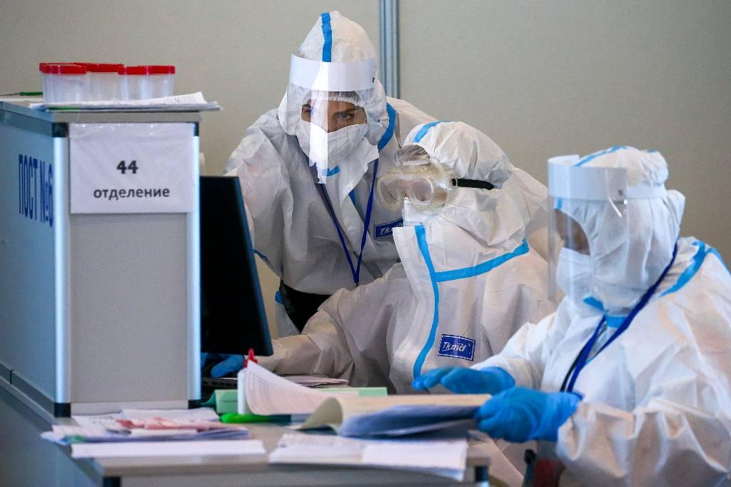 В России выявили более 13,5 тысячи новых случаев коронавируса