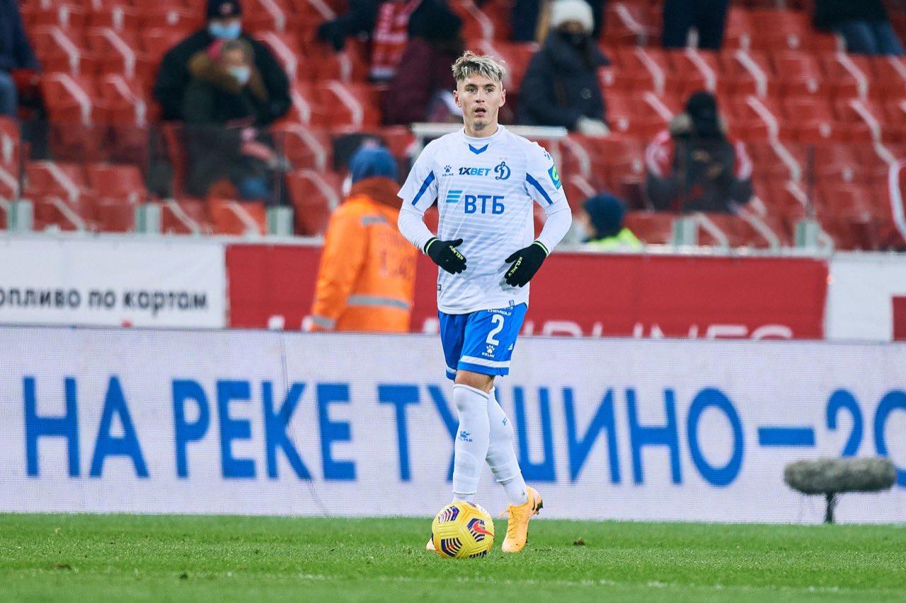 Московское 'Динамо' выкупило контракт бывшего футболиста 'Манчестер Юнайтед'
