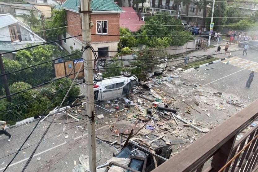 Число погибших при взрыве газа в Геленджике увеличилось до двух