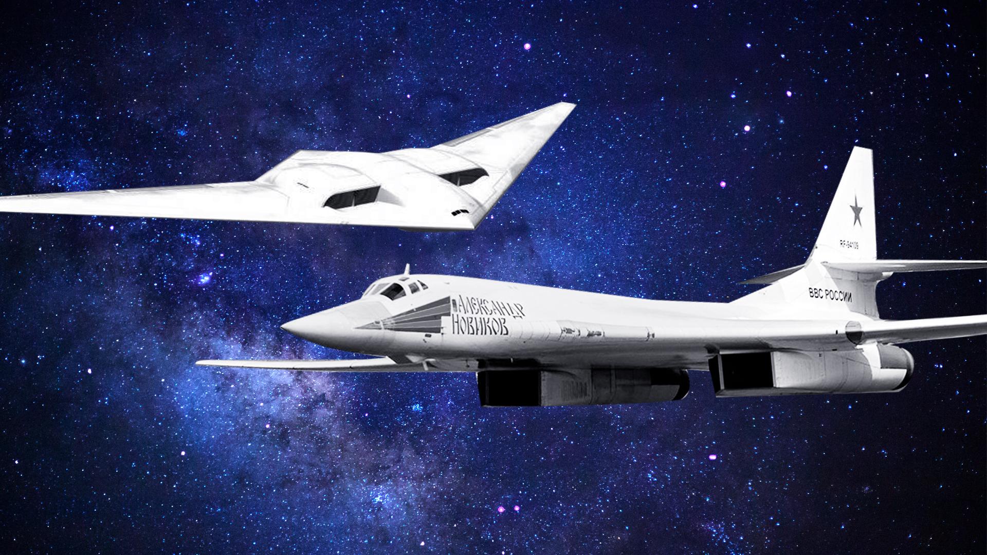 Отставание или прорыв? Каким будет наследник 'Белого лебедя' Ту-160