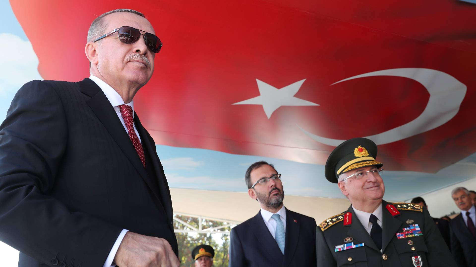 Ядерная мечта Эрдогана. Когда Турция создаст ядерную бомбу