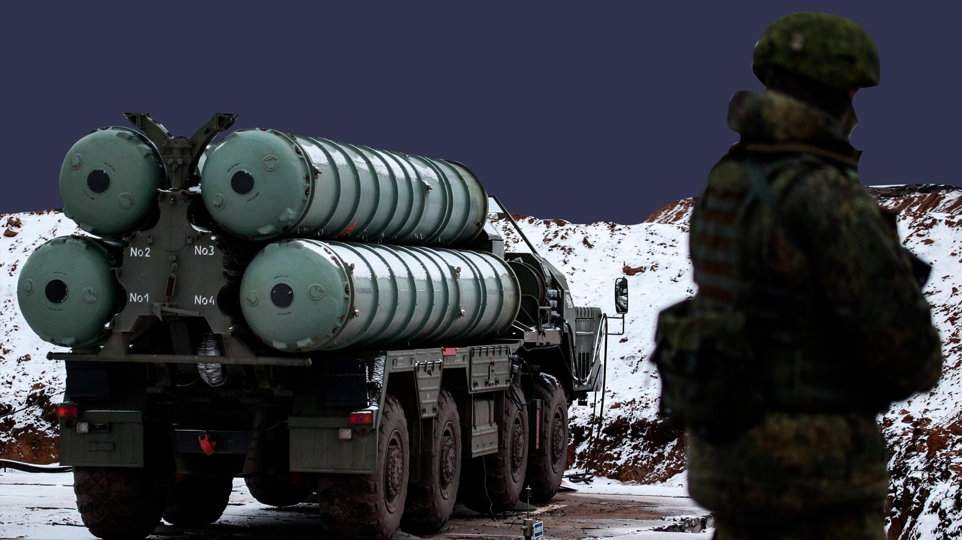 Ракеты в обмен на санкции. Может ли Турция продать главный секрет С-400 в США
