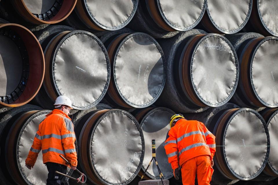 Bild: Германский концерн Bilfinger SE отказался от участия в проекте 'Северный поток — 2'