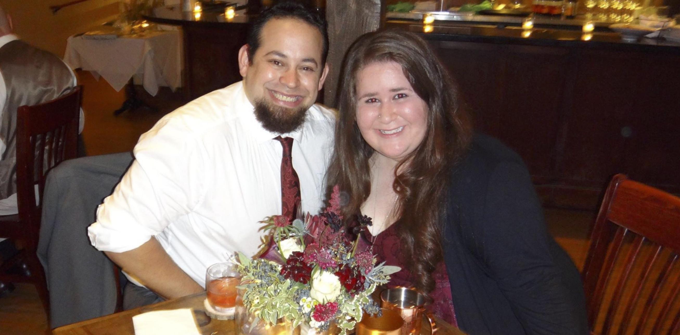 Супругам потребовалось всего два года, чтобы стать лучшими версиями себя: фото до и после похудения