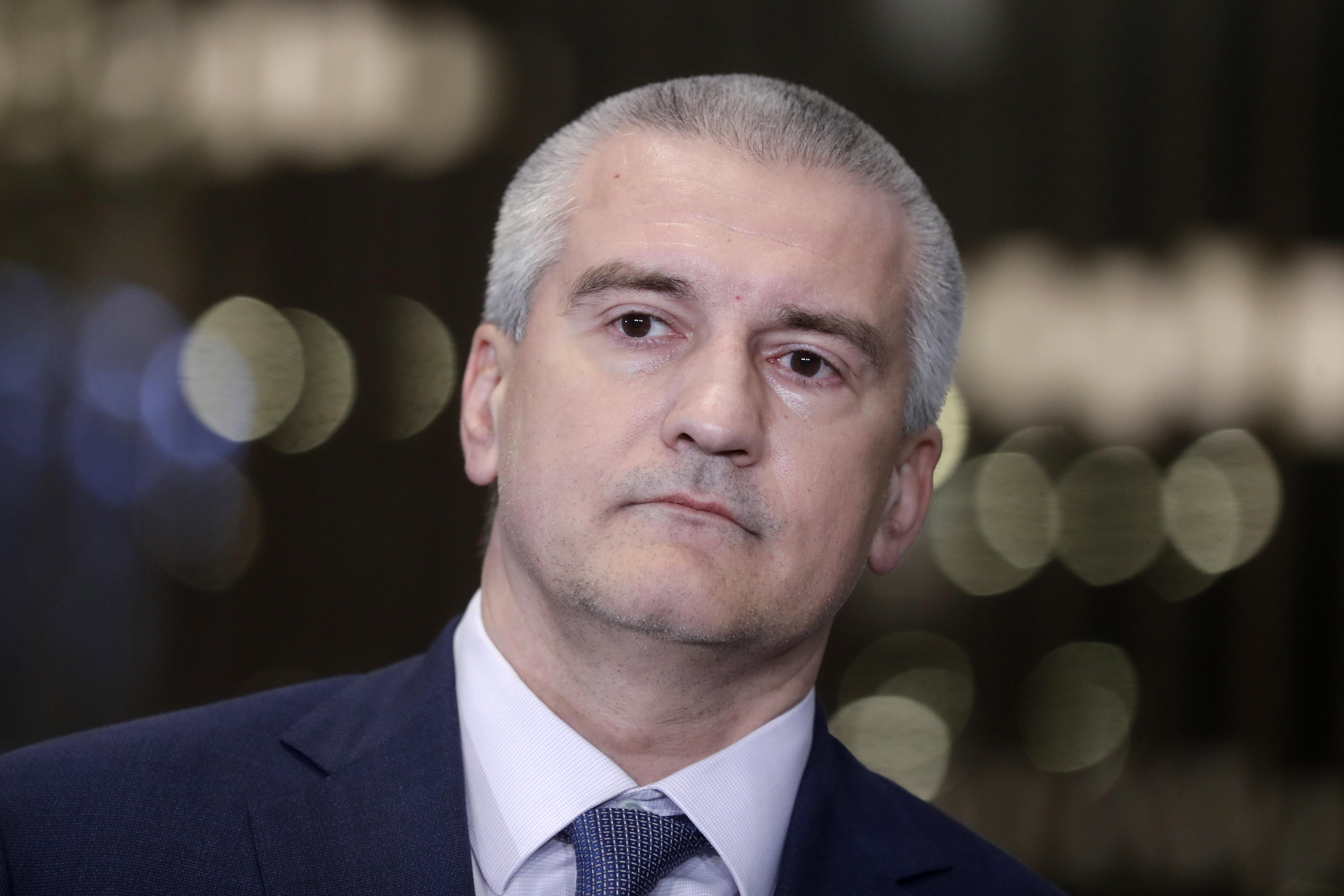 'Зачумлённый барак'. Глава Крыма предрёк Украине потерю нескольких областей