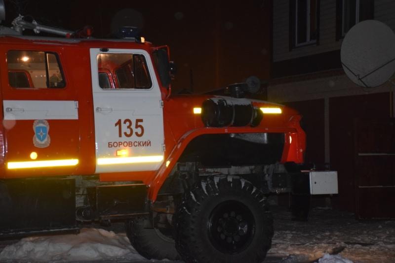 Власти назвали возможную причину пожара в нелегальном доме престарелых под Тюменью