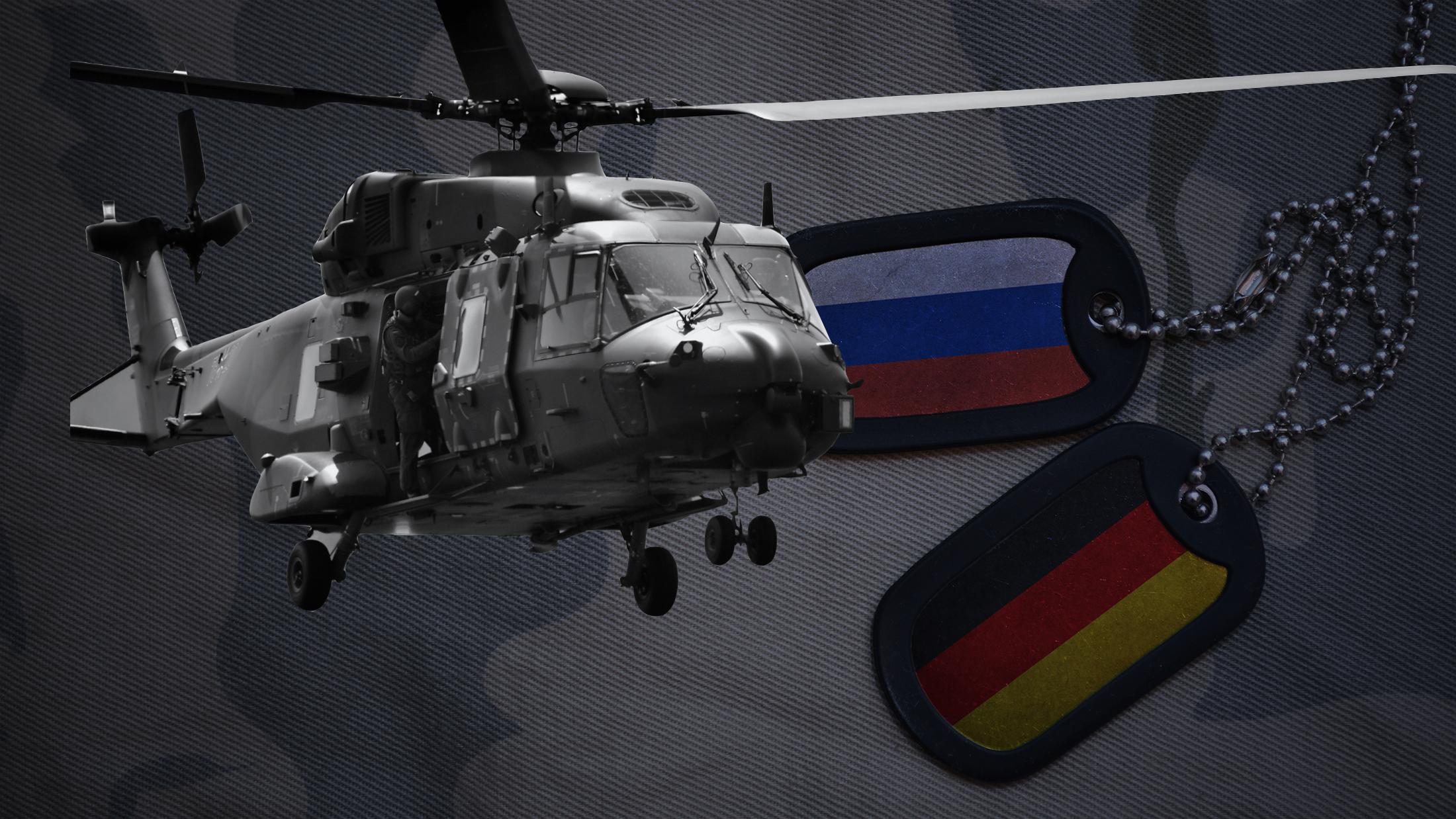 Германия против России. Сравниваем армии двух стран