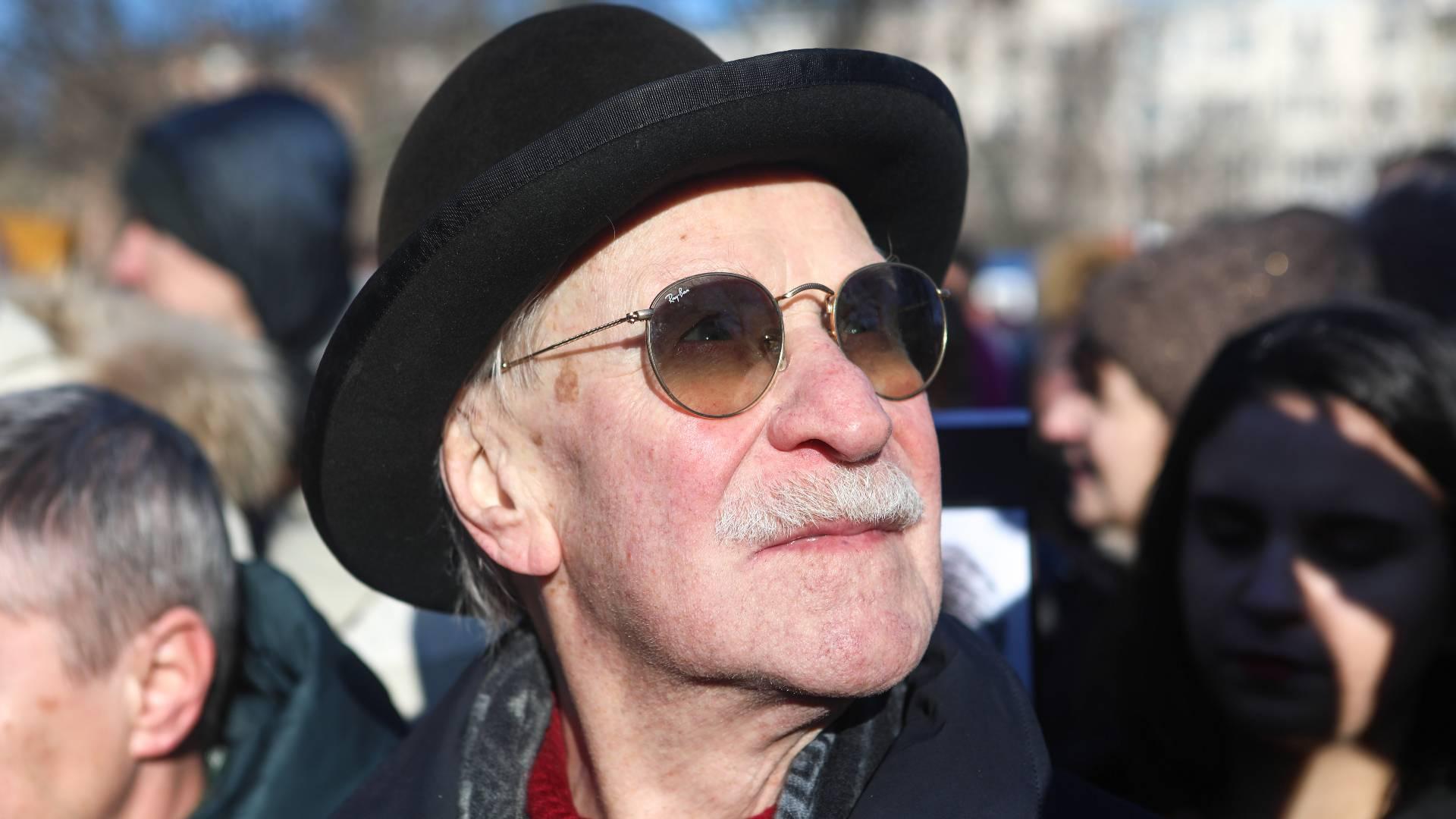 Стар, но Superstar: удивительная история актёра Ивана Краско, который почти стал отцом в 90 лет