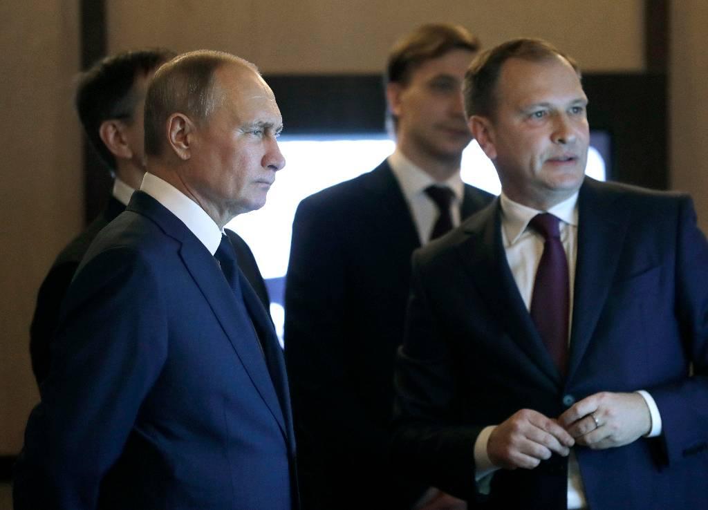Путин дал старт онлайн-проекту о блокаде Ленинграда в Музее Победы