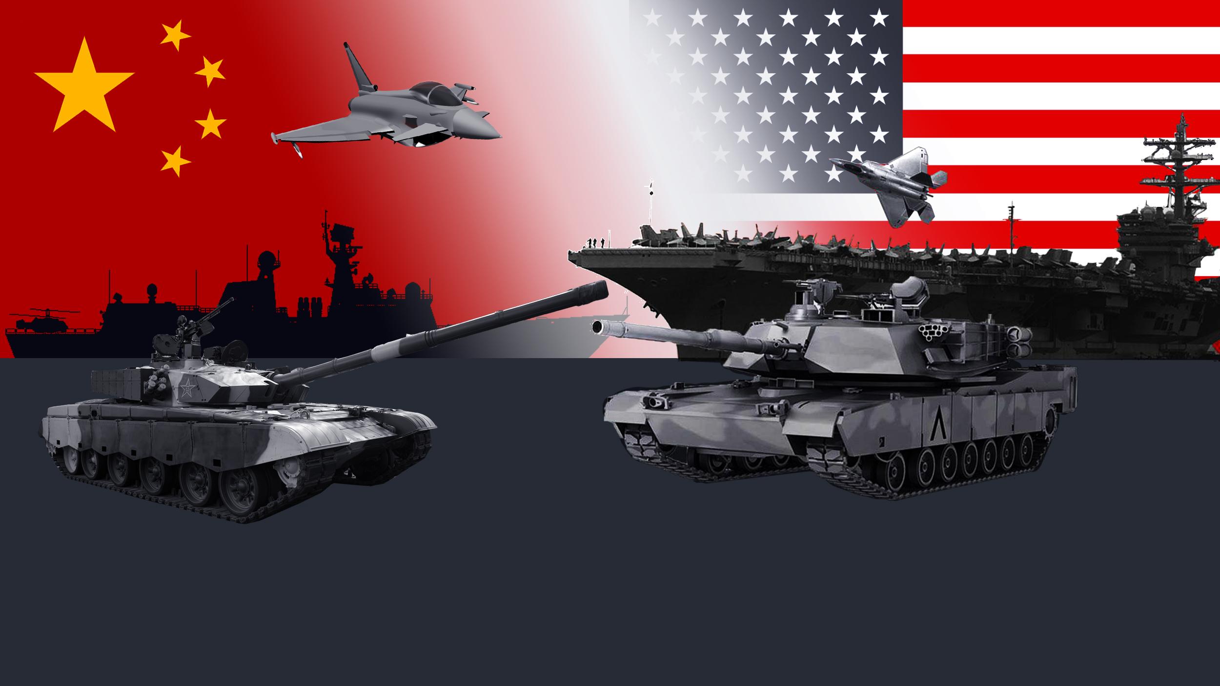 Запахло войной: сравним армии США и Китая на случай мирового конфликта
