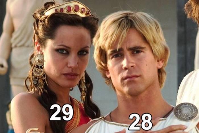 14 знаменитостей, которые сыграли родителей и их детей, несмотря на реальную разницу в возрасте
