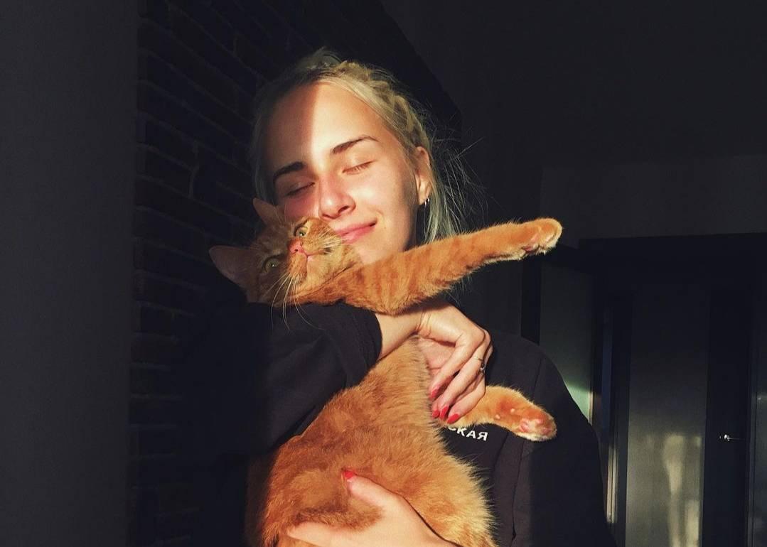 Девушка из Ижевска решила напугать своего кота, но тогда она ещё не знала о его суперспособности