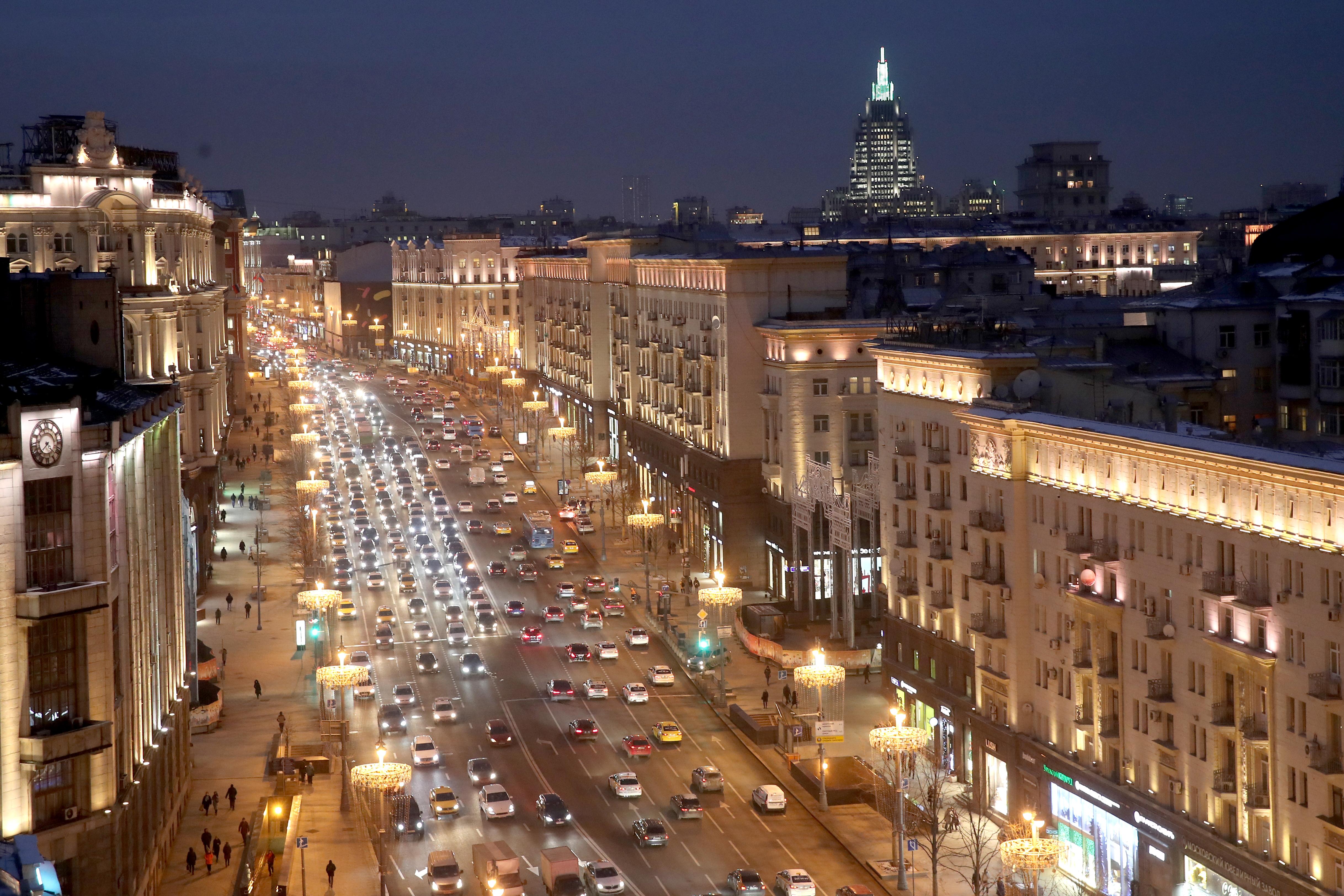 В центре Москвы закроют часть магазинов и кафе 31 января