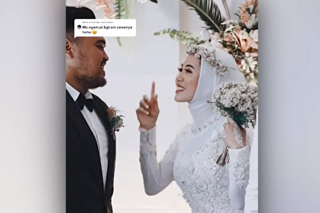 Невеста спросила, можно ли обнять бывшего в последний раз, и ответ жениха озадачил гостей свадьбы