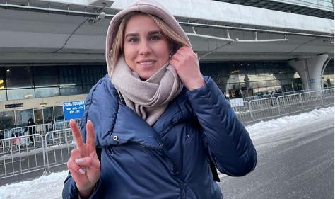 Любовь Соболь задержали за призывы к участию в несогласованной акции 23 января