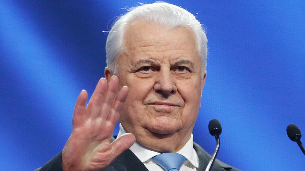 Кравчук пригрозил России дальнейшим усилением санкций