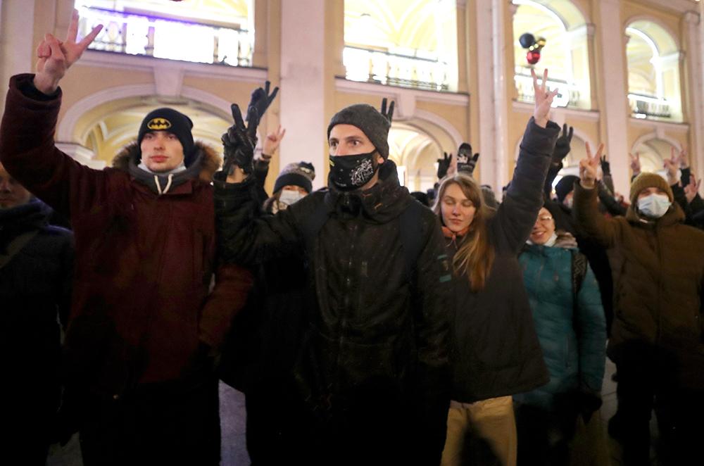 СК возбудил дело о вовлечении детей в незаконные акции протеста