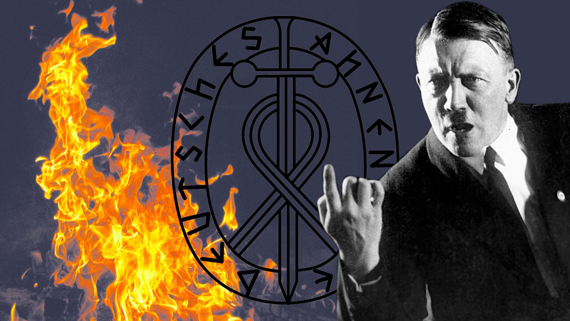 Оккультисты 'Аненербе': что нацисты искали в СССР
