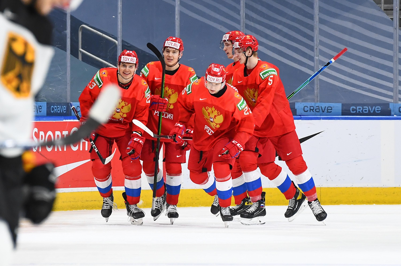 Сборная России сыграет с канадцами в полуфинале МЧМ-2021