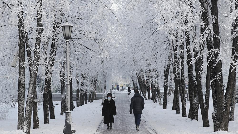 Россиян предупредили о наступлении 'русской зимы по всем фронтам'