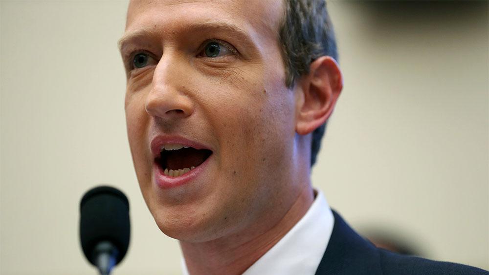 Цукерберг объяснил решение заморозить аккаунты Трампа в Facebook и Instagram на две недели