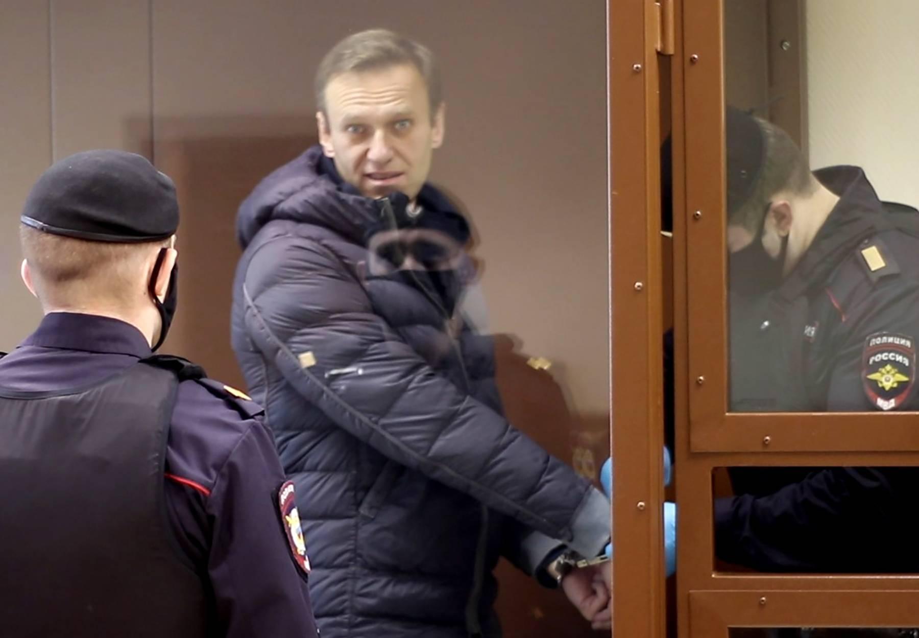 Адвокат попросила полностью оправдать Навального по делу о клевете на ветерана