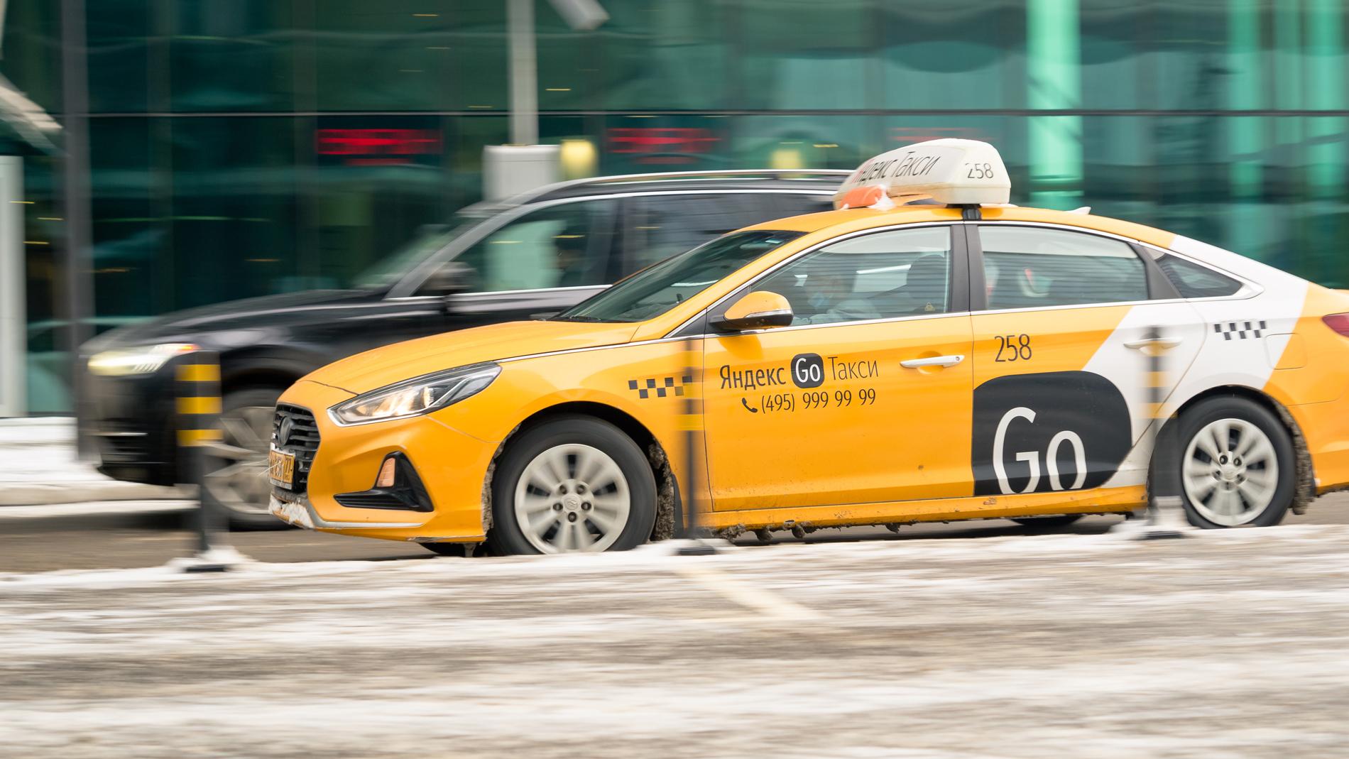 В ФАС пожаловались на 'Яндекс Go' и другие агрегаторы такси: цены выросли из-за снегопадов