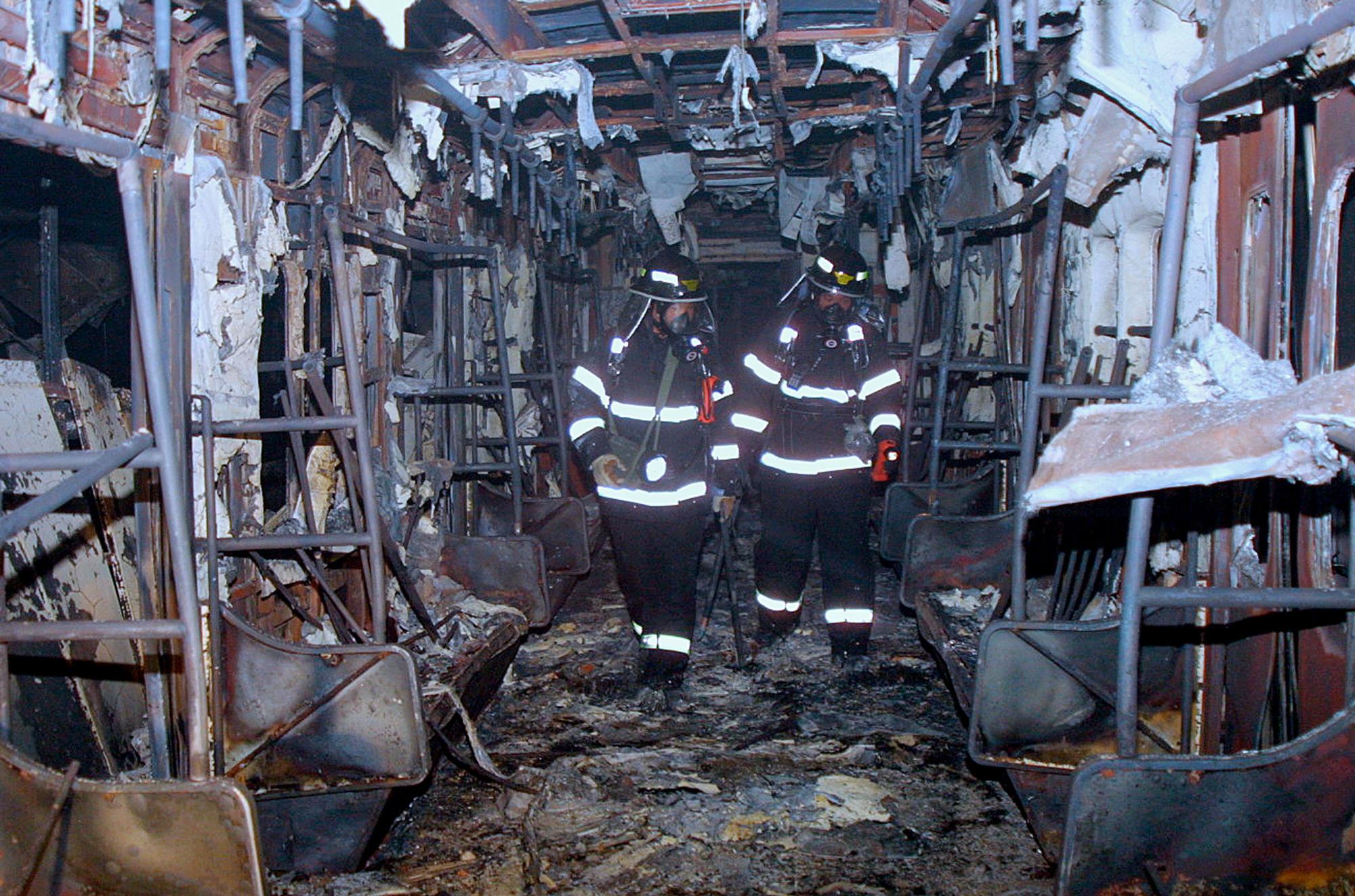 Ад под землёй: как в Южной Корее заживо сгорело 200 человек