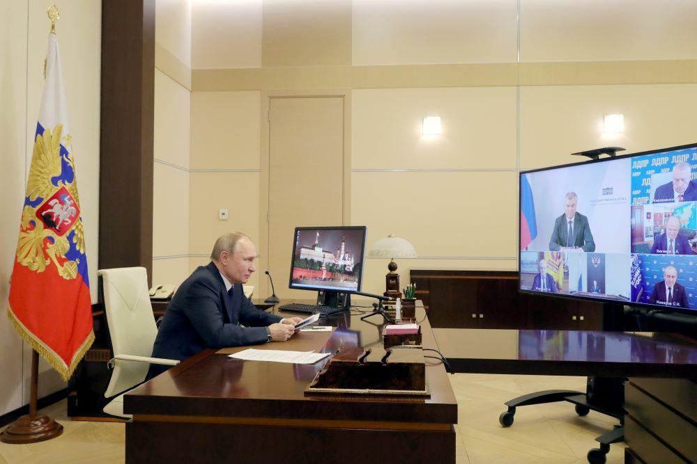 Волонтёры, выборы, многонациональная Россия: эксперт оценил итоги встречи Путина с лидерами думских фракций