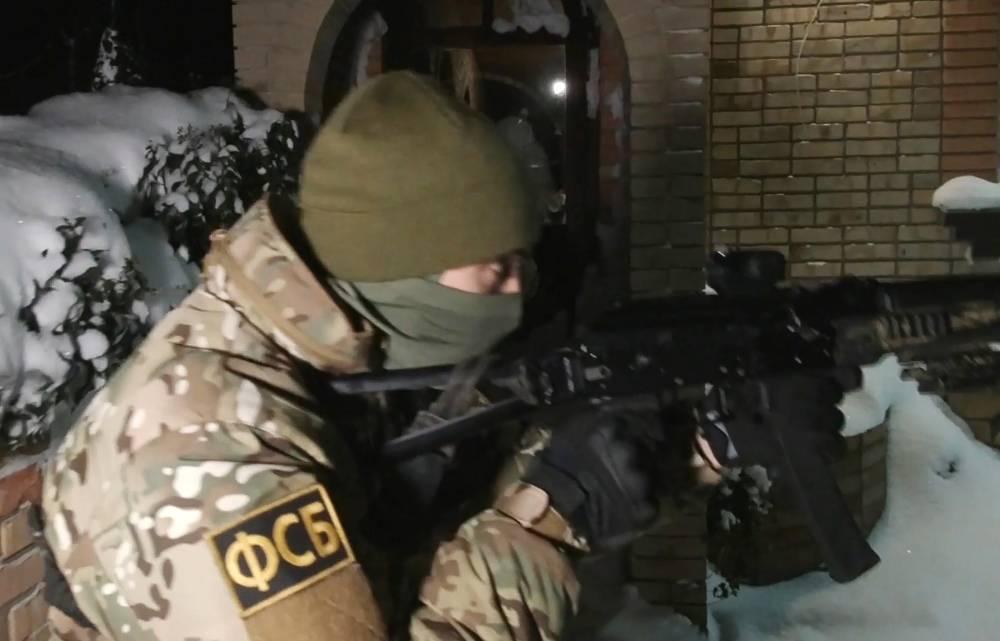 ФСБ задержала 19 экстремистов, планировавших теракты на Кавказе