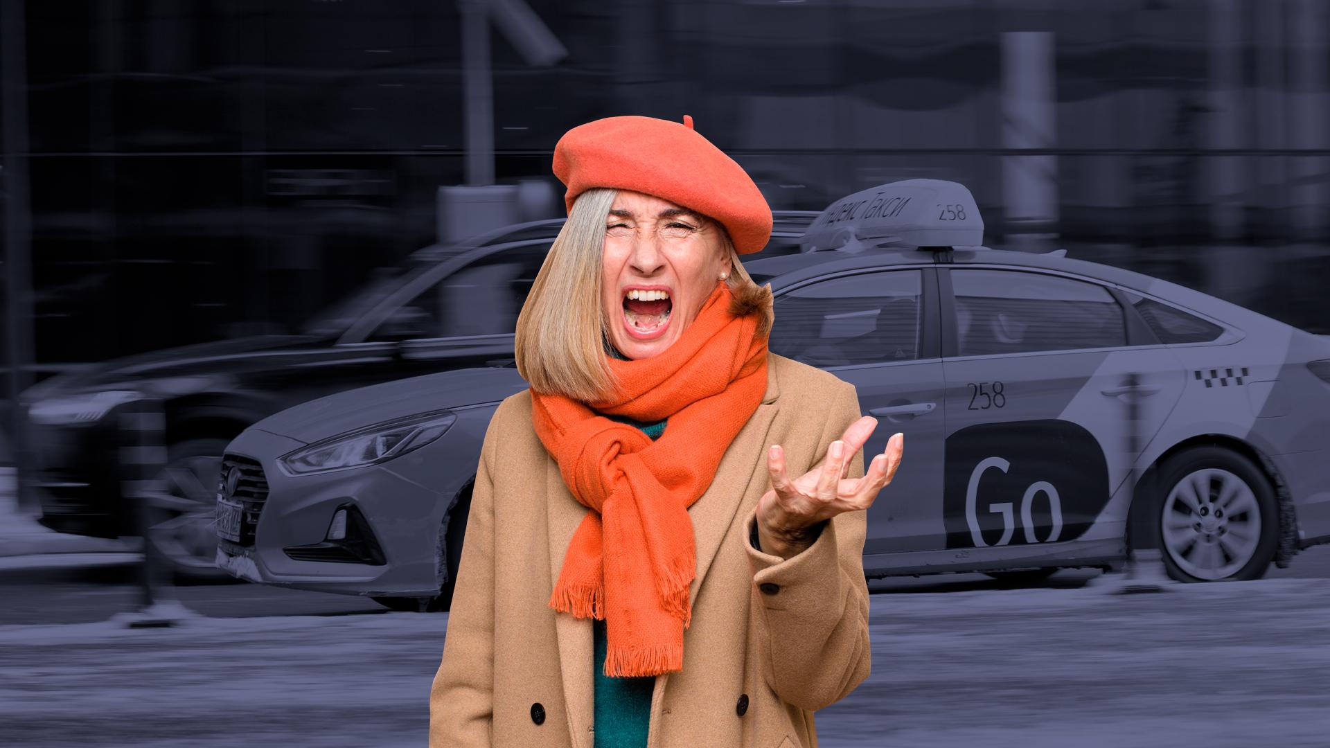 Цена ожидания: клиенты 'Яндекс.Такси' жалуются на водителей-курьеров, которые накручивают стоимость заказов