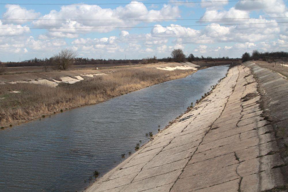 'Впустую потратят средства': в Крыму отреагировали на идею Украины построить дамбу, чтобы перекрыть водоснабжение полуострова